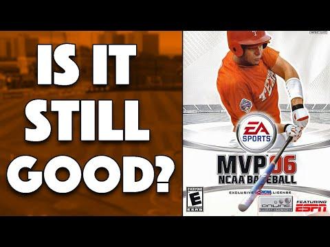 Is MVP 06 NCAA Baseball Still GOOD In 2020?