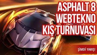 Gameloft İş Birliğiyle Asphalt 8 Webtekno Kış Turnuvası!