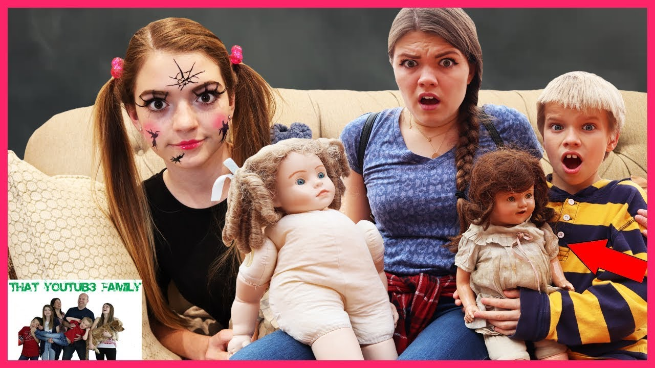The DollMaker Rewind Compilation / That YouTub3 Family I Family Channel - YouTube