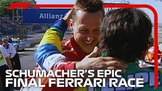 Baixar Schumacher's Last Ride for Ferrari | 2006 Brazilian Grand Prix