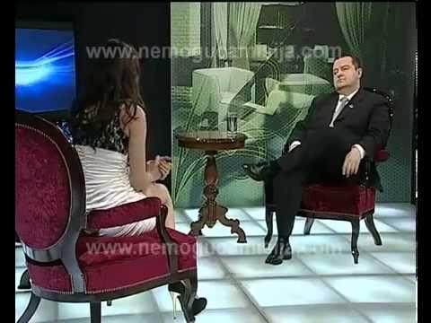 Nemoguca misija - Ivica Dacic ( Serbian Prime Minister on 'Sharon Stone Moment' TV Prank)
