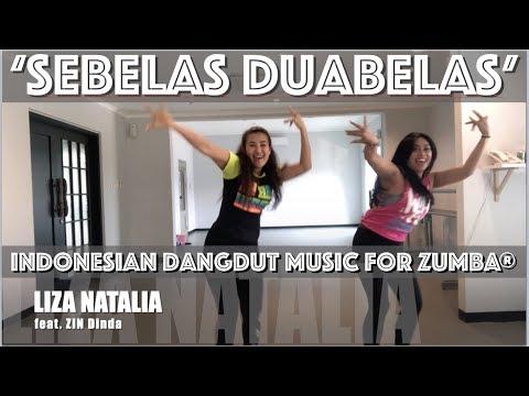 Sebelas Duabelas || Liza Natalia || ZUMBA® Choreo || Indonesian Dangdut