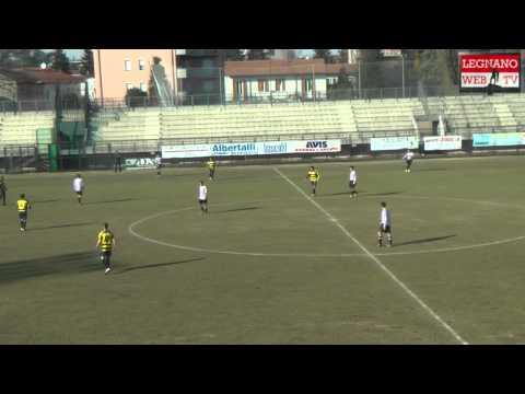 A.S.D. Legnano calcio - Aurora Cerro Maggiore Cantalupo 1 - 1