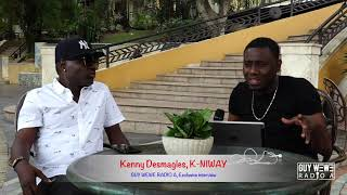 Exclusive Interview: Kenny Desmangles, K-Niway release two news songs on GUY WEWE RADIO A!