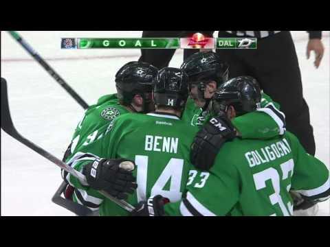 Gotta See It: Stars score after Benn demolishes Petry