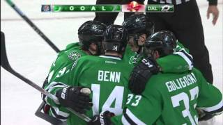 Gotta See It: Stars score after Benn demolishes Petry