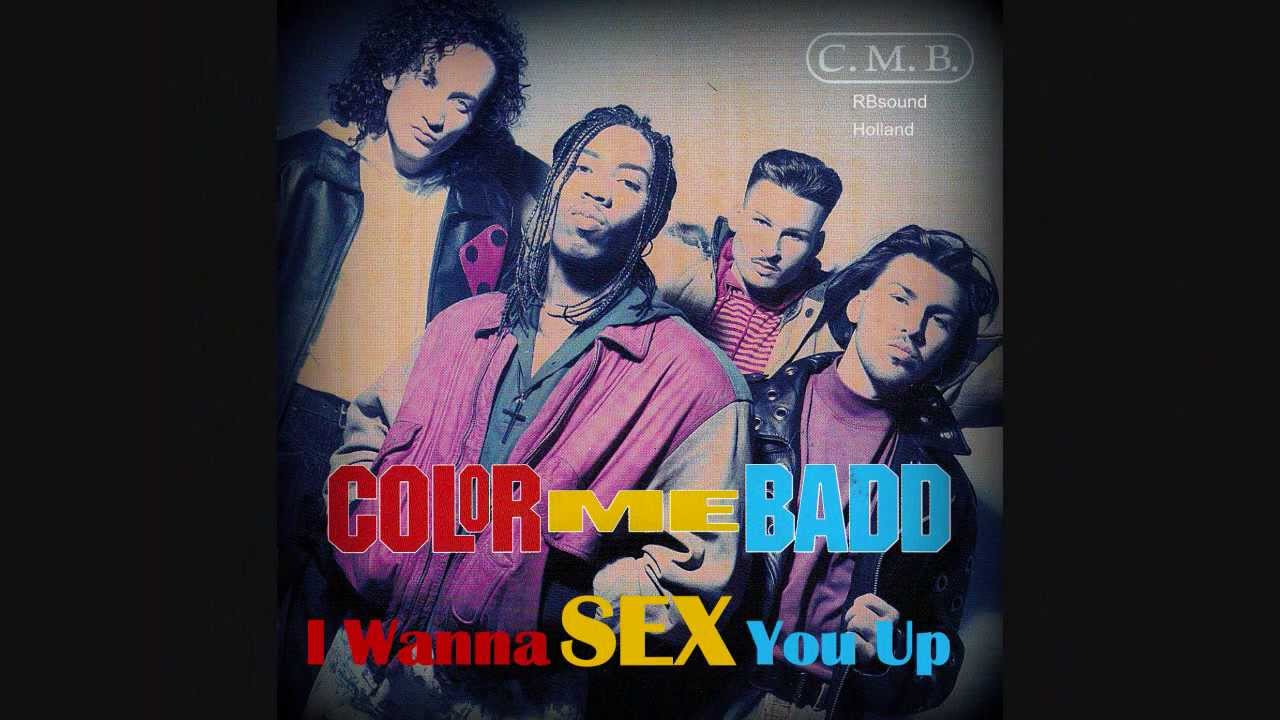 Color me badd i wanna sex you up lyrics bikini galleries 28