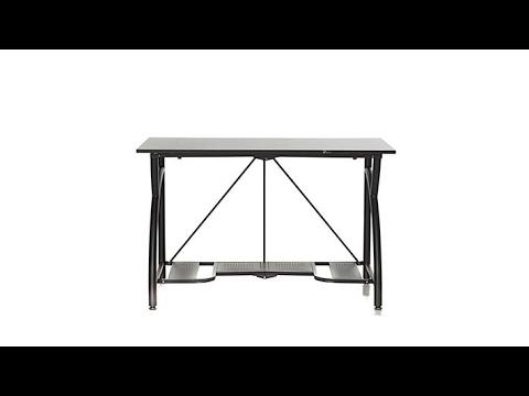Origami Foldable Computer Desk Youtube