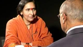 Sachchi Baat _Prabhu Chawla _Sadhavi Rithambhara Devi_Episode Excerpts Ep 22