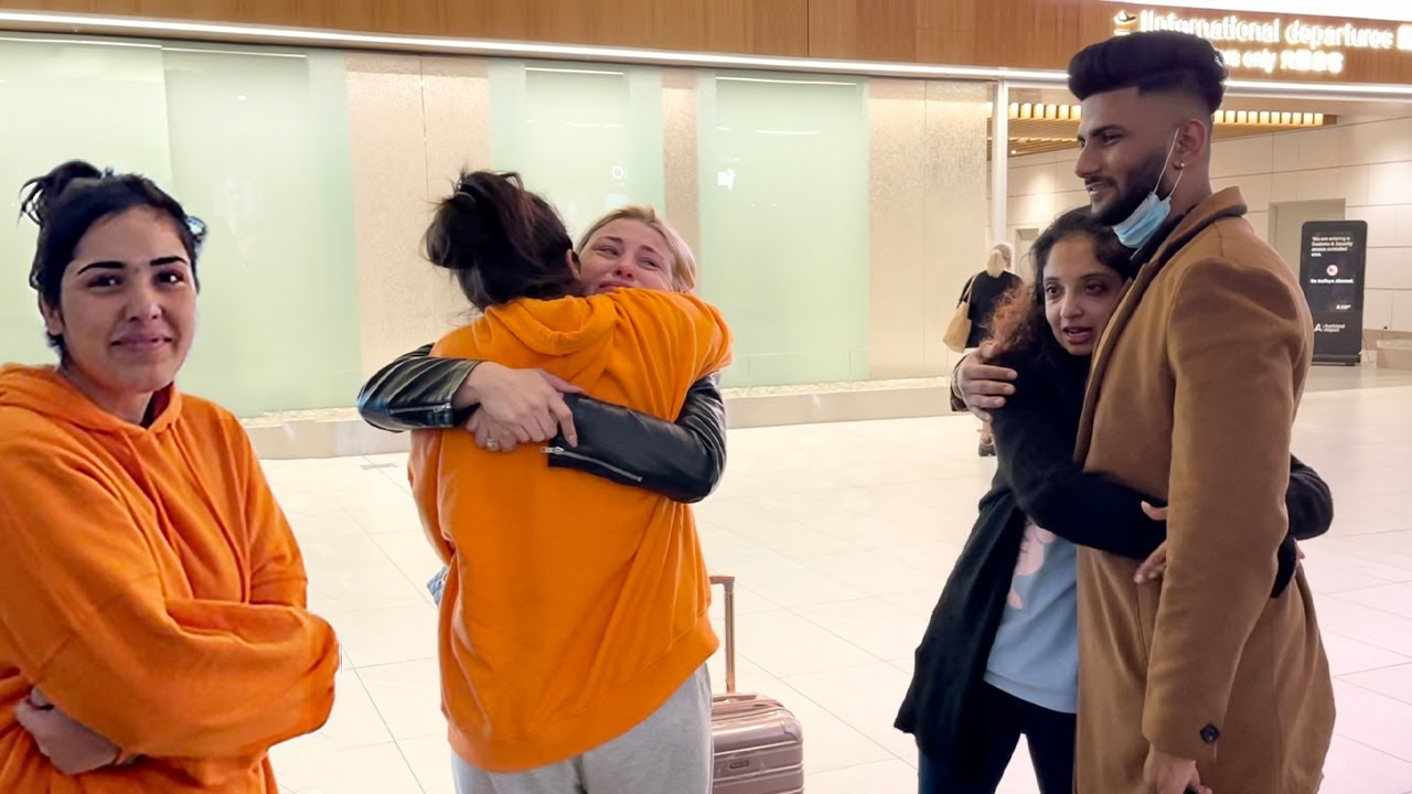 Saying Goodbye to Our Friends *Finally Going Home*