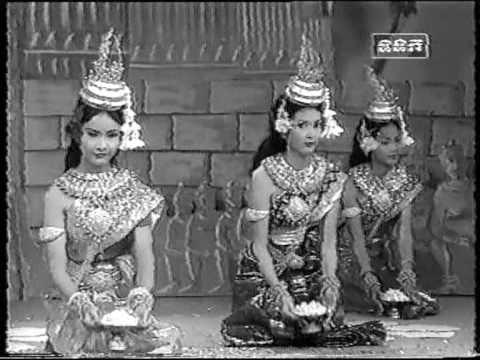 Khmer Royal Ballet and Khmer Music.mpg