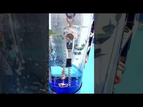 Tiger Subsea ketjuviputalja / lever hoist