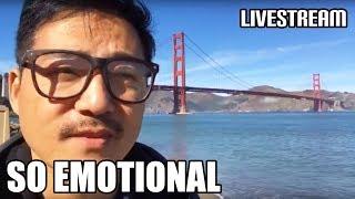LIVE from Golden Gate Bridge San Francisco