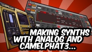 Making A Saw Synth With Analog And Camelphat 3 Ableton Tutorial Tuesday