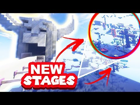 The LONGEST Parkour in Minecraft RETURNS! *NEW Stages*