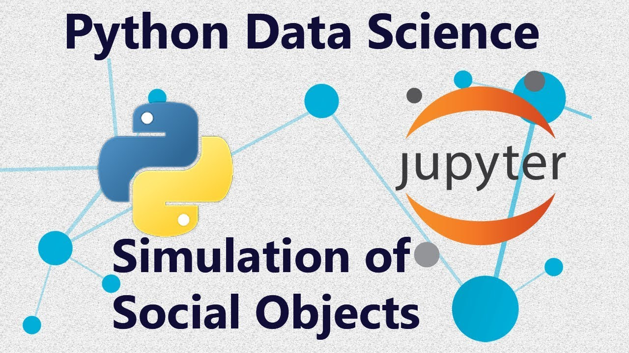 Directed Network Analysis - Simulating a Social Network Using Networkx in  Python - Tutorial 28
