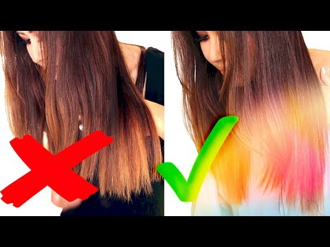 ★  How To: MY EASY CARAMEL HAIR COLOR – DRUGSTORE! OMBRE SUMMER HAIRSTYLES