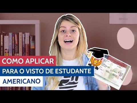 VISTO DE ESTUDANTE AMERICANO - COMO SOLICITAR? | American Dream