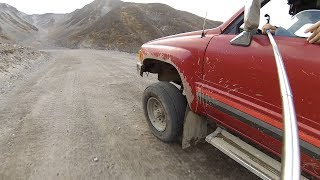 Поездка на Камчатку, часть 6 поездка на Вилючинский перевал[PVS]