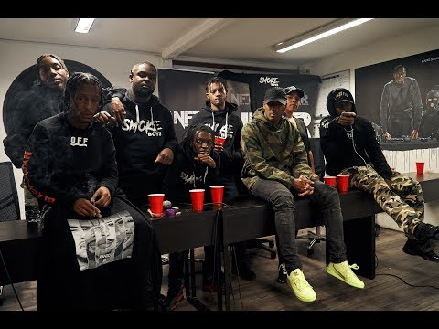 Section Boyz change name to Smoke Boys talk Don't Panic II, Break, UK rap, Drake and more | NFTR Mp3