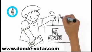 Donde votar y como votar en las elecciones municipales 2014