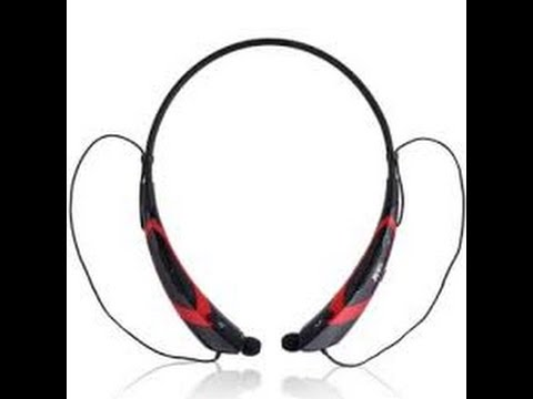 jiake bluetooth headset hbs 760 ver 4 0 youtube. Black Bedroom Furniture Sets. Home Design Ideas
