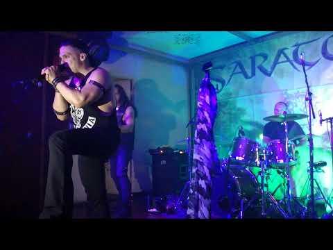 Saratoga  Parte de Mi /Palencia 03.11.2017.Sala Dreamers