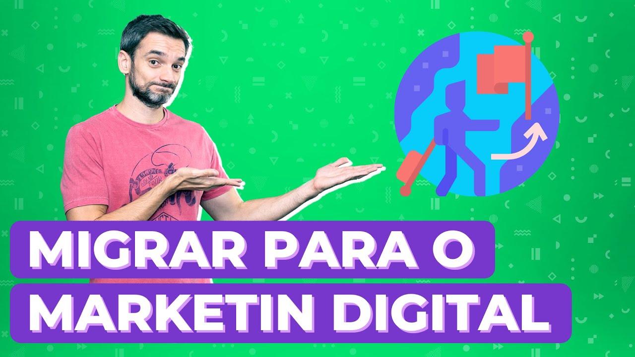 Transição de Carreira para o Marketing Digital: 5 Desafios (e como superá-los)!