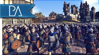 SIEGE OF FIRE AND SMOKE - Medieval Kingdoms Total War 1212AD Gameplay
