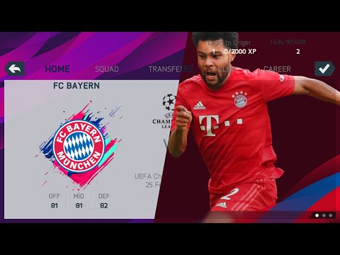 MANAGER MODE UCL PES 2020 V.1.0.0.6 (FIFA14) FORANDROID - REVIEW - 동영상