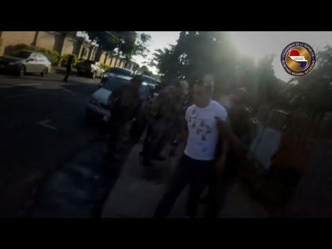 afpes: Capturan a jefe narco en Asunción y lo deportan a Brasil