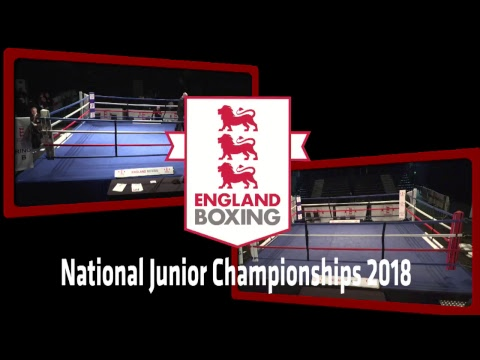 National Junior Championships 2018 Day 1 Ring A