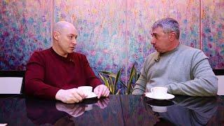 Доктор Комаровский: Без мира не будет ни инвестиций, ни законов, ни медицины, ни образования