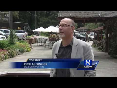 Big Sur River Inn renovated after massive mudslide