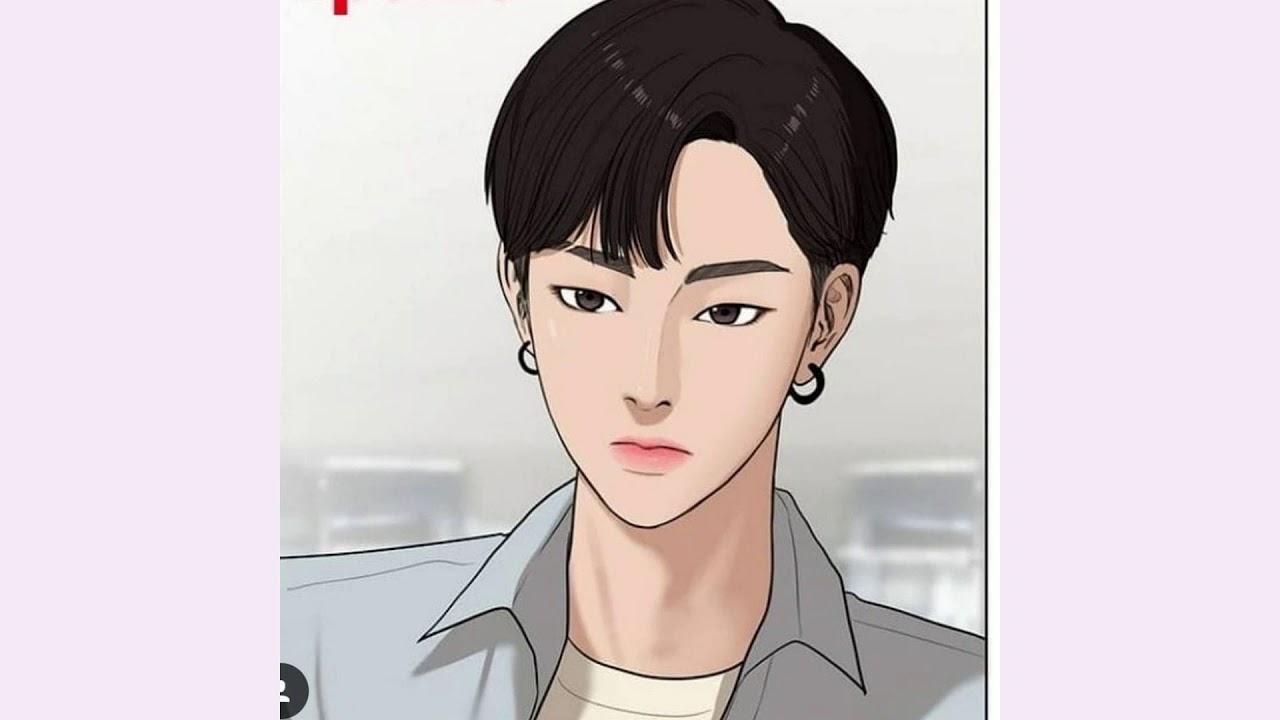 JB GOT7_ HAN SEO JUN TRUE BEAUTY