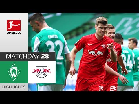 SV Werder Bremen - RB Leipzig   1-4   Highlights   Matchday 28 – Bundesliga 2020/21