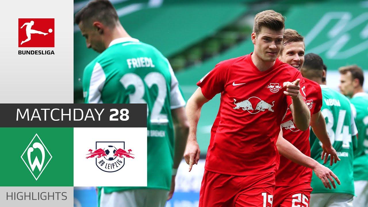 SV Werder Bremen - RB Leipzig | 1-4 | Highlights | Matchday 28 – Bundesliga 2020/21