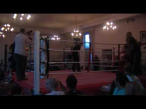 Megan Corwell V Sammy Preston - Golden Belt Junior NW Area Title - PART 2