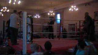 Megan Corwell V Sammy Preston - Golden Belt Junior NW Area Title - PART 2