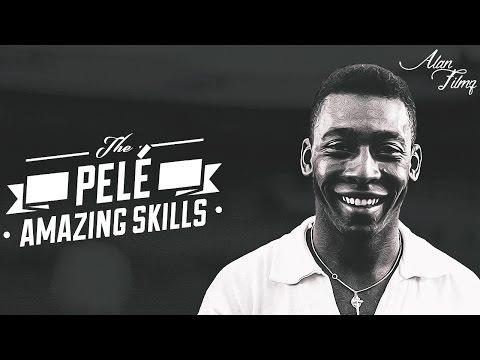 Pelé  Rare Amazing Skills  HQ
