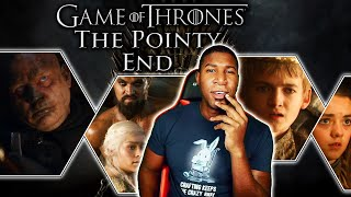 First Time Watching Game of Thrones │ Season 1 Episode 8 │ The Pointy End