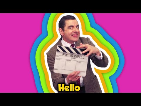 I'm Bean, Mr Bean Sing Along Version | Music Video | Mr. Bean Official