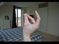 Finger snap stereo sound effect HQ 96kHz