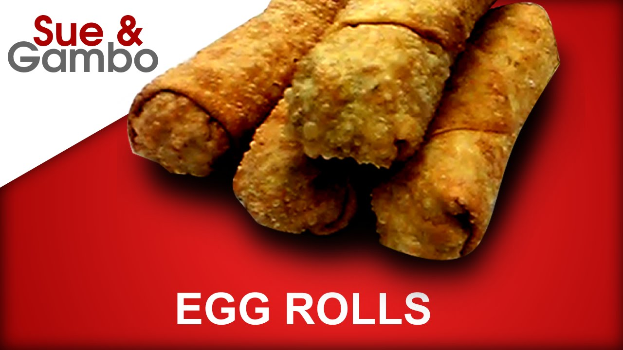 how to cook egg rolls