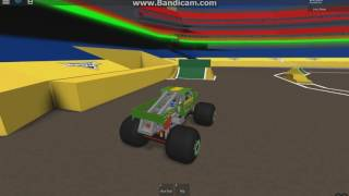 Roblox Monster Jam Freestyle Commentary #91 (Conman)