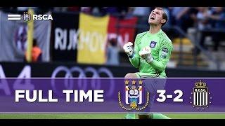 Anderlecht-Charleroi 3-2