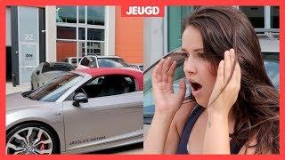 Jesse (16) koopt luxe auto voor zijn vriendin!