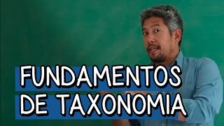 Fundamentos de Taxonomia - Extensivo Biologia | Descomplica