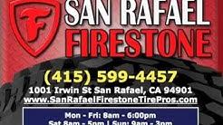 San Rafael Auto Repair & Tire Sales ~ San Rafael Firestone Automotive & Tire Sales