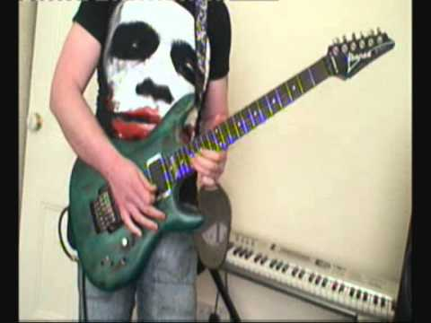 Nightcall - Kavinsky Feat. Lovefoxxx (Stutrol GUITAR COVER Live) (Drive Movie 2011)